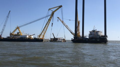Liftboat Salvage
