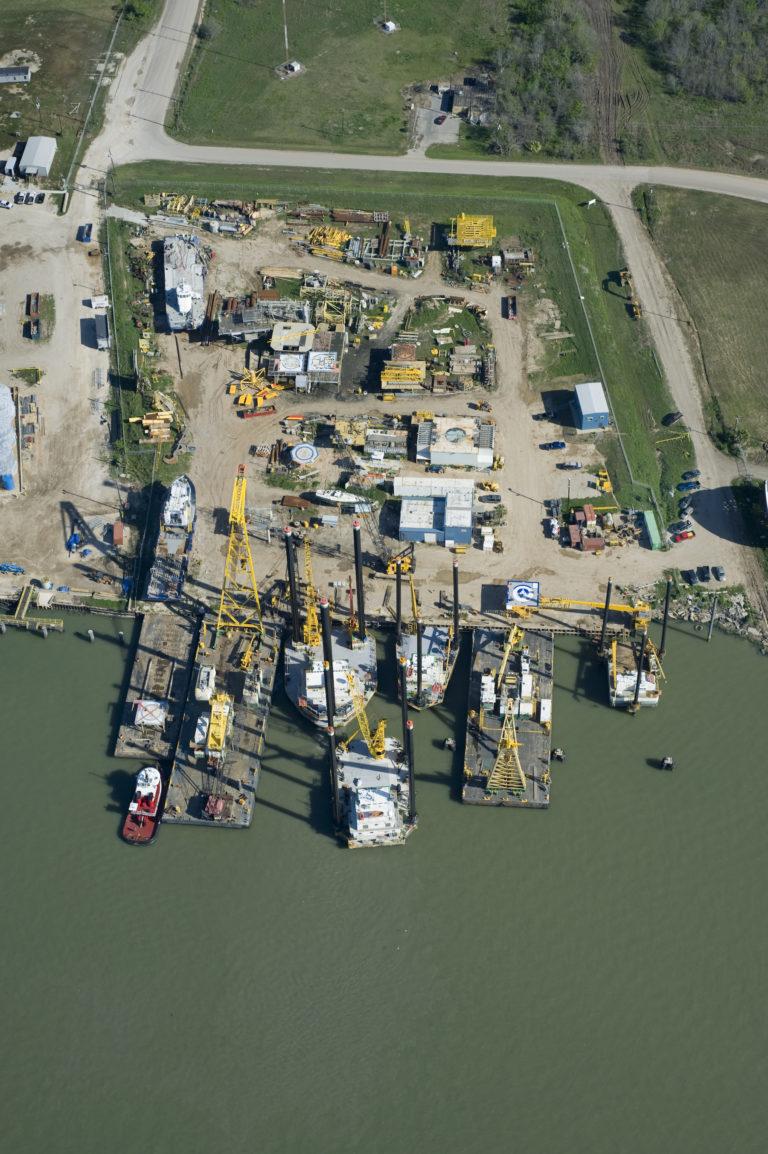 Galveston Dock